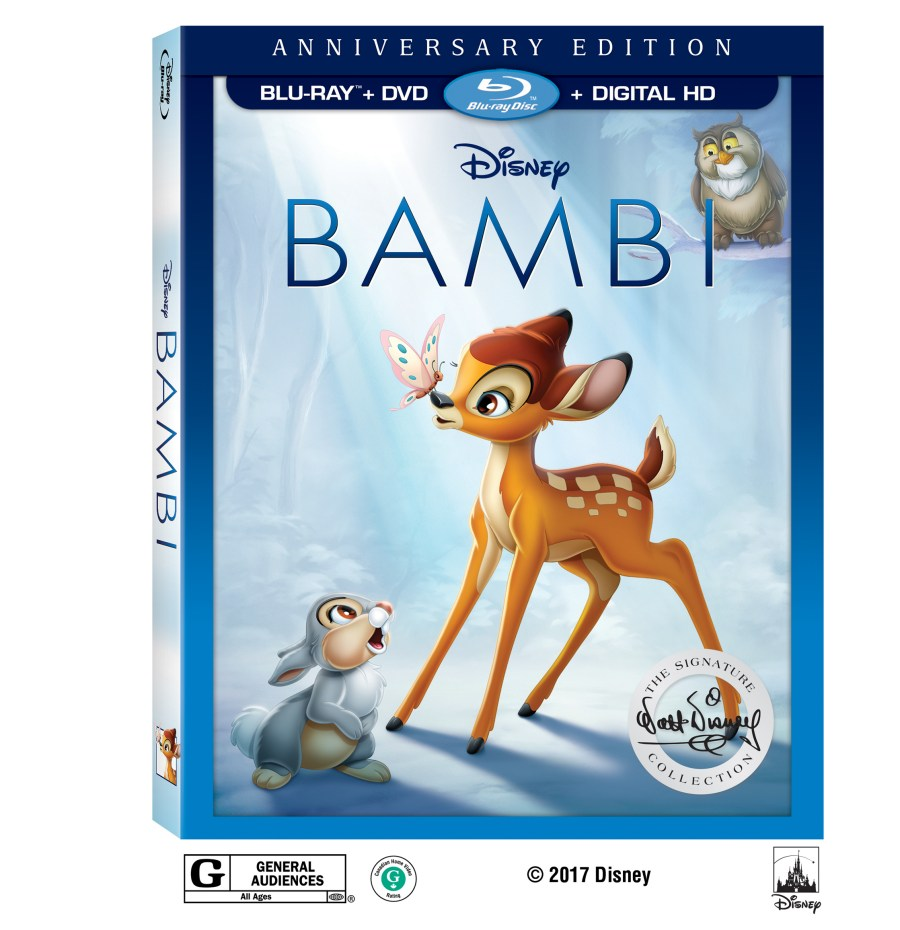 An Afternoon with Bambi and Thumper {Donnie Dunagan and Peter Behn}