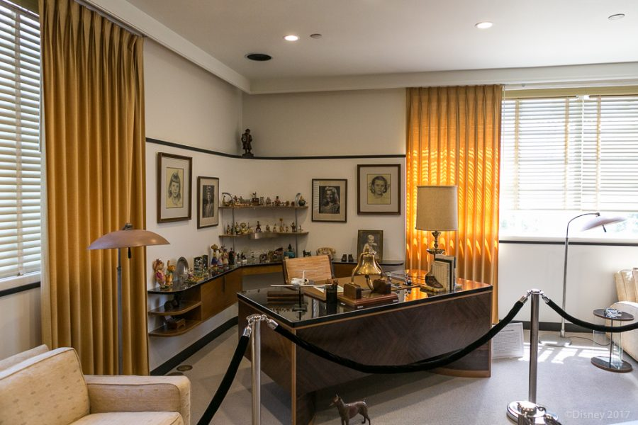 Walt Disney's Offices: Suite 3H