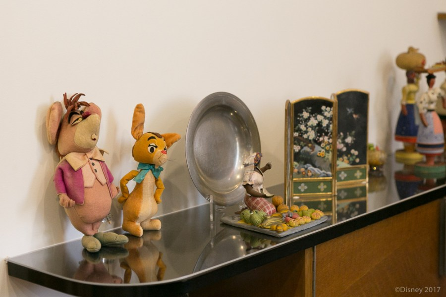Walt Disney's Offices: Suite 3H