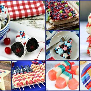 Fun Patriotic Recipes – Delicious Dishes Recipe Party #75