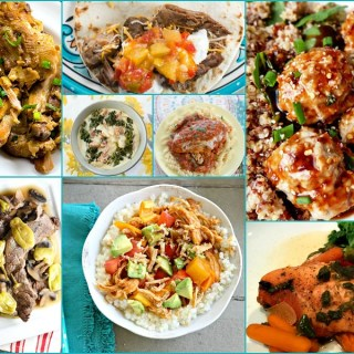 Instant Pot and Crock Pot Recipes – Delicious Dishes Recipe Party #83