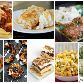 The Best of Fall Comfort Food – Delicious Dishes Recipe Party #87