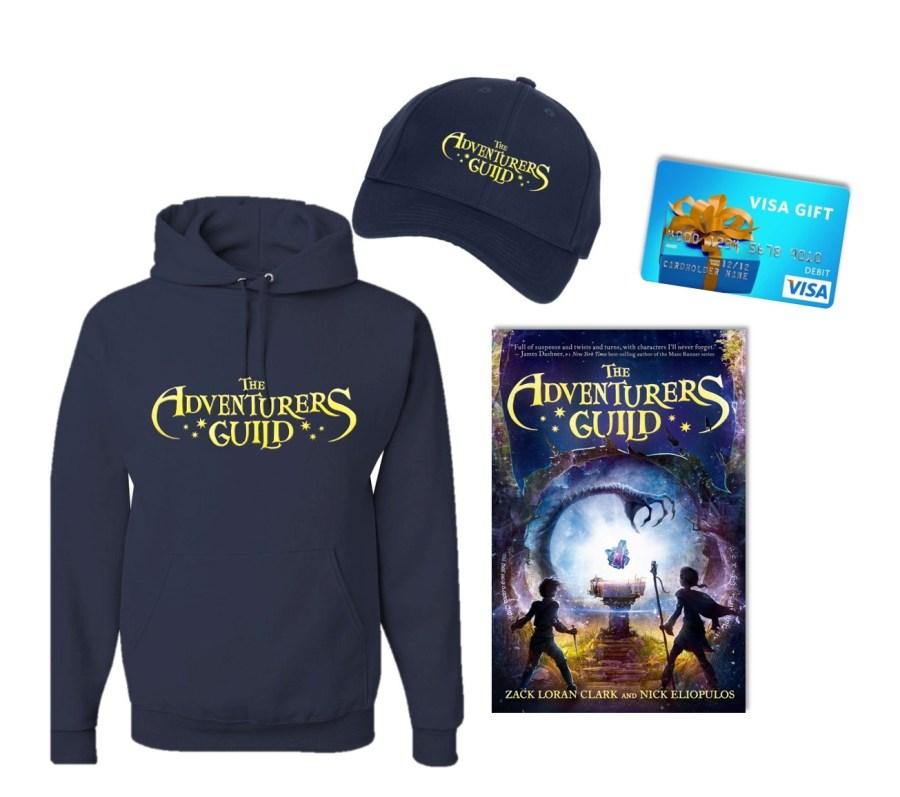 Adventurers Guild -Visa Prize