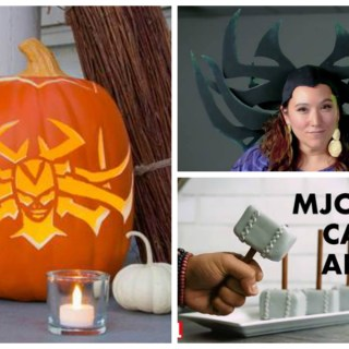 "THOR: RAGNAROK – ""Hela-ween"" Inspired DIY Projects"