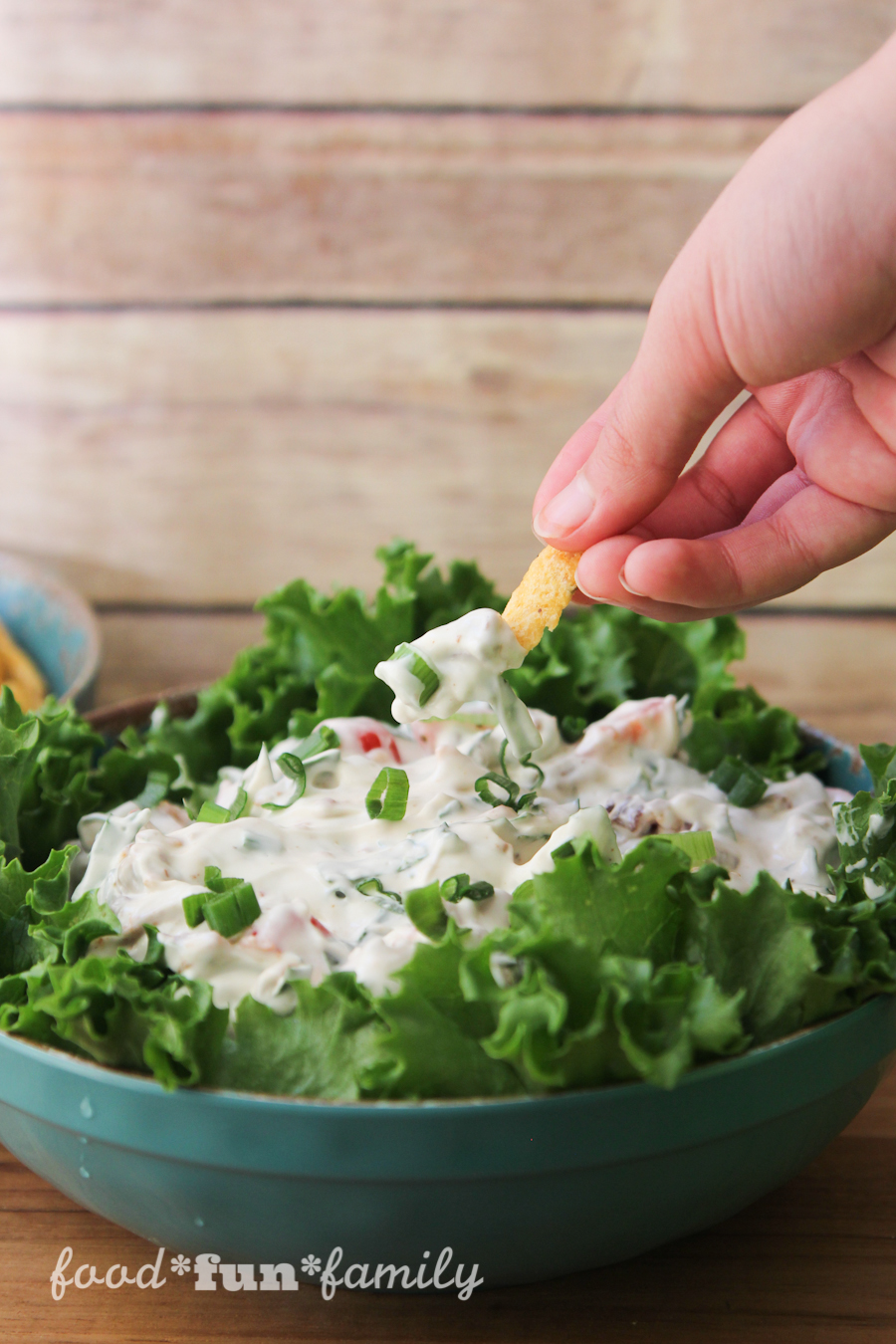 The Ultimate BLT Dip
