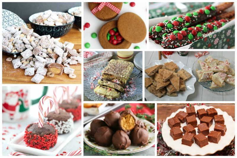 Fun Christmas Snacks And Treats Delicious Dishes Recipe Party 98