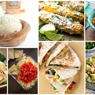 Cinco de Mayo recipes - A Delicious Dishes Recipe Party collection from Food Fun Family