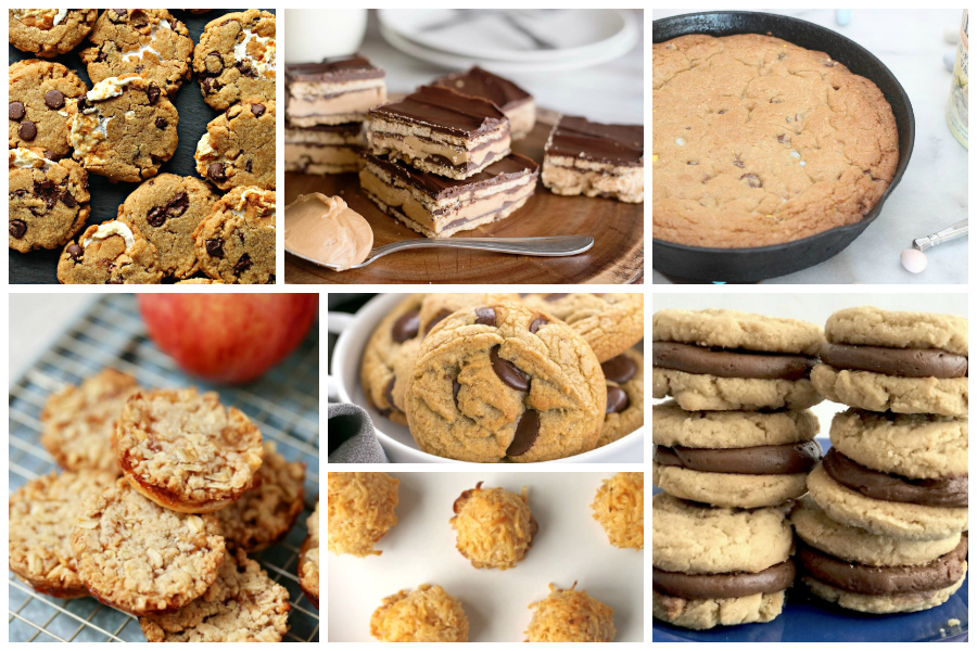 Cookies and Bars - Delicious Dishes Recipe Party #110