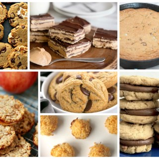 Cookies and Bars - a Delicious Dishes Recipe Party collection from Food Fun Family
