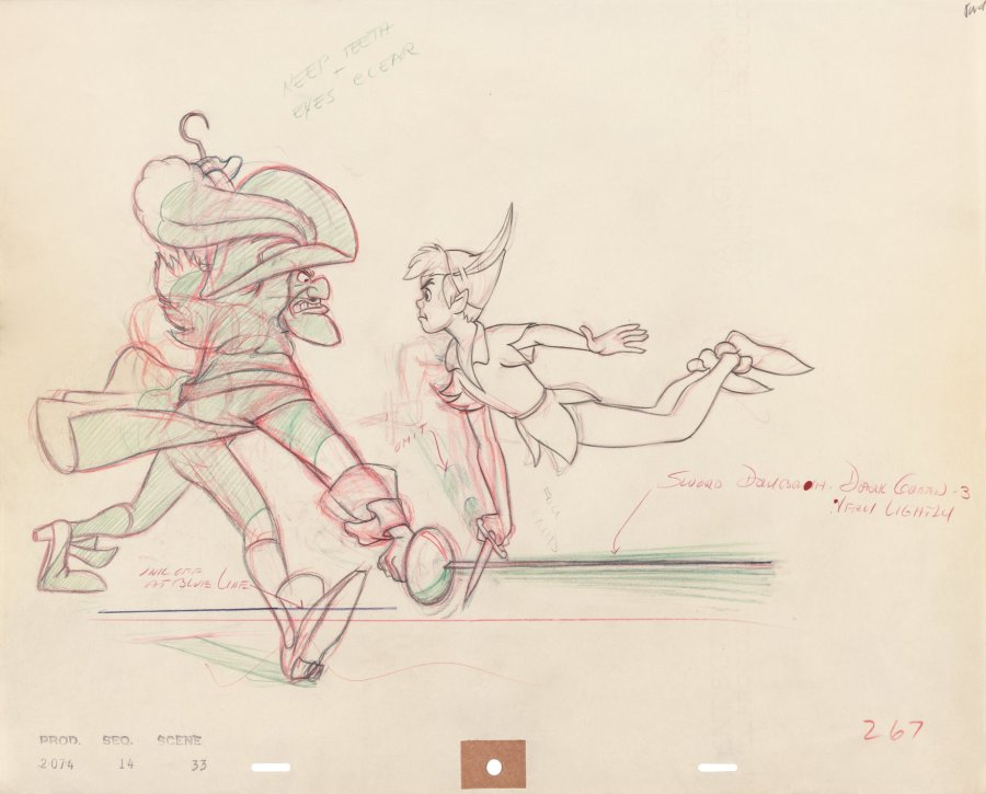 "The Animation Research Library: Disney's ""Secret Weapon"""