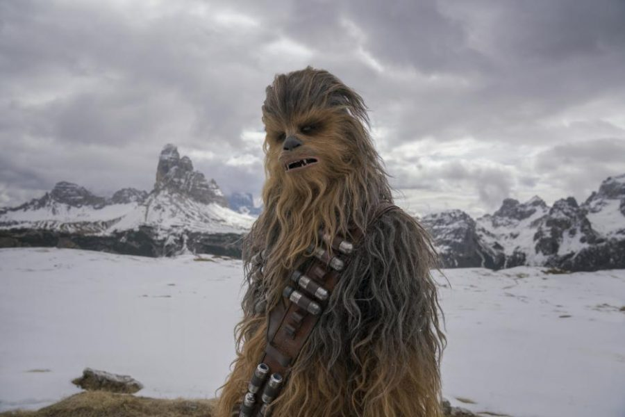 How Joonas Suotamo Became Chewbacca - SOLO: A Star Wars Story #HanSoloEvent