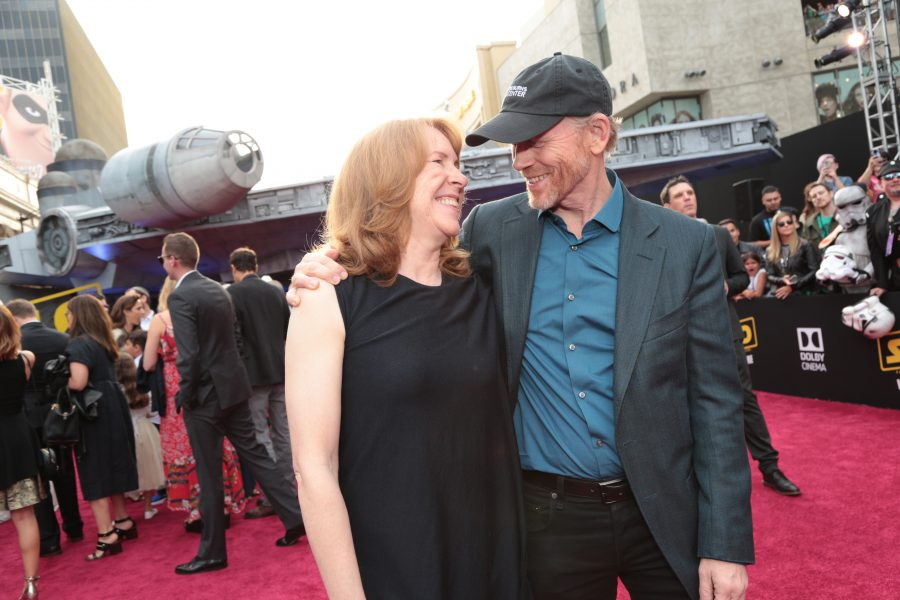 Cheryl Howard, Ron Howard