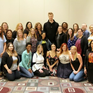 Joonas Suotamo Group Photo