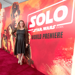 SOLO: A Star Wars Story premiere