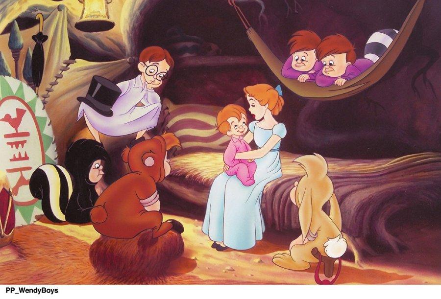 Peter Pan 65th Anniversary Blu-ray