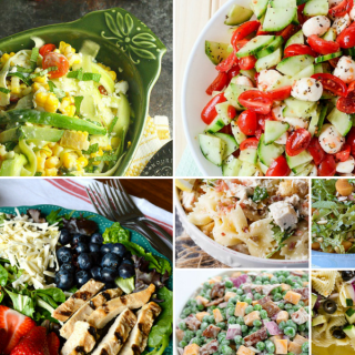 Summer Salad Recipes – Delicious Dishes Recipe Party #122