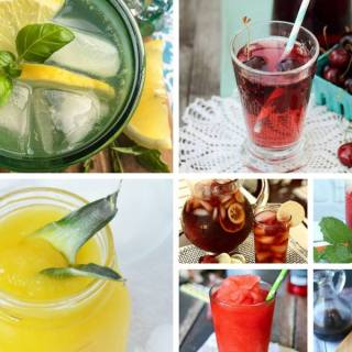 Refreshing Summer Drinks – Delicious Dishes Recipe Party