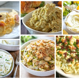 Thanksgiving Side Dishes – Delicious Dishes Recipe Party #139