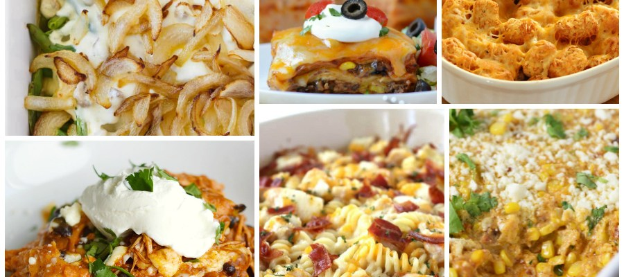 Family Favorite Casseroles – Delicious Dishes Recipe Party #135