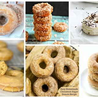 Homemade Donuts – Delicious Dishes Recipe Party #140