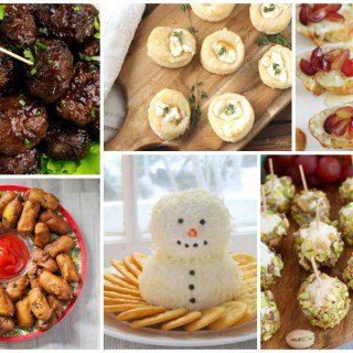 Perfect Party appetizers for all your holiday get-togethers - a Delicious Dishes recipe party with Food Fun Family