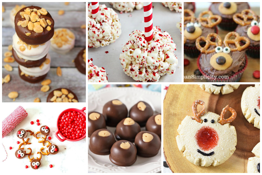 Christmas treats - a Delicious Dishes recipe party with Food Fun Family