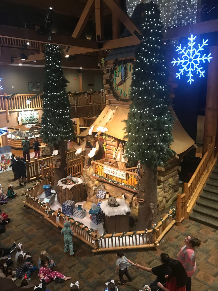 Snowland at Great Wolf Lodge: A True Winter Wonderland!