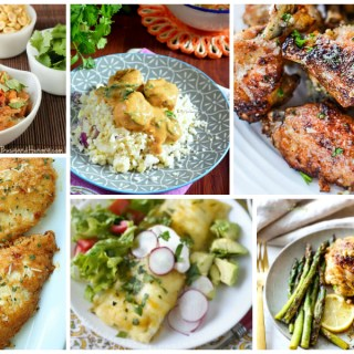 Yummy Family-favorite Chicken recipes - a Delicious Dishes Recipe Party with Food Fun Family