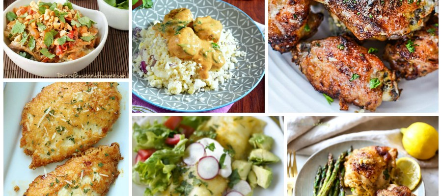 Family-Favorite Chicken Recipes – Delicious Dishes Recipe Party #153