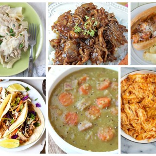 Slow cooker recipes for dinner - a Delicious Dishes Recipe Party with Food Fun Family
