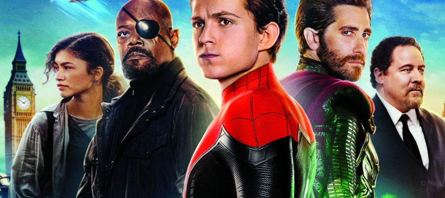 Spider-Man: Far From Home – Add It To Your Home Collection!