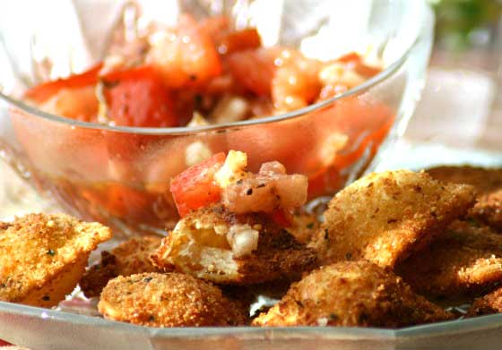 Olive Garden Toasted Ravioli Recipe Foodgasm Recipes