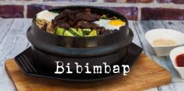 Bibimbap - korean fried rice