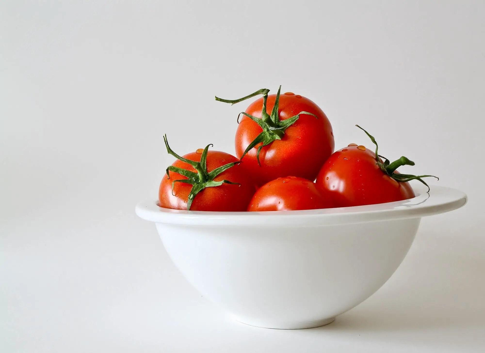 Råvareindeks Tomater