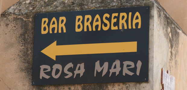 Braseria Rosa Mari, Benifallet, Spain – Traditional, Charming & Very Spanish!
