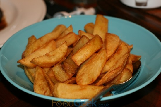 Triple Cooked Chips