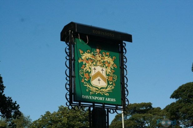 Davenport Arms, Woodford