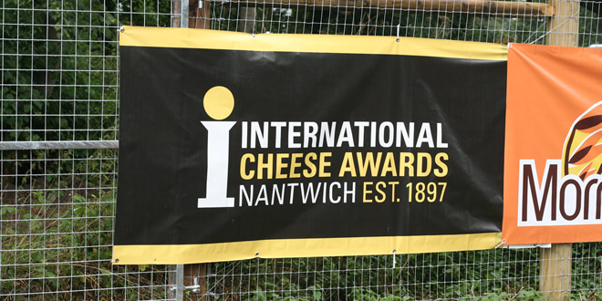 International Cheese Awards 2015, Nantwich