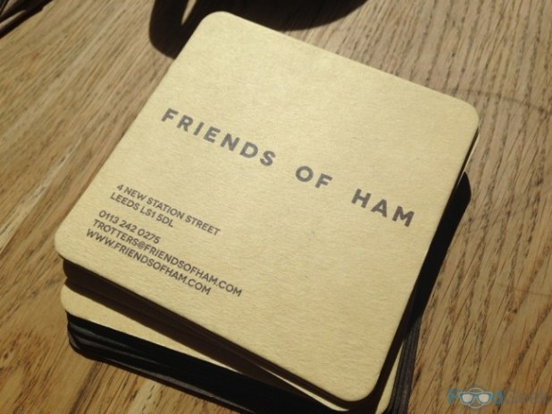 Friends Of Ham Cards