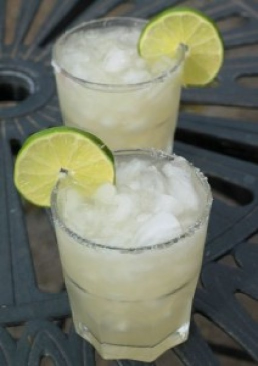 Fresh Lime Margarita - Kitchen Treaty