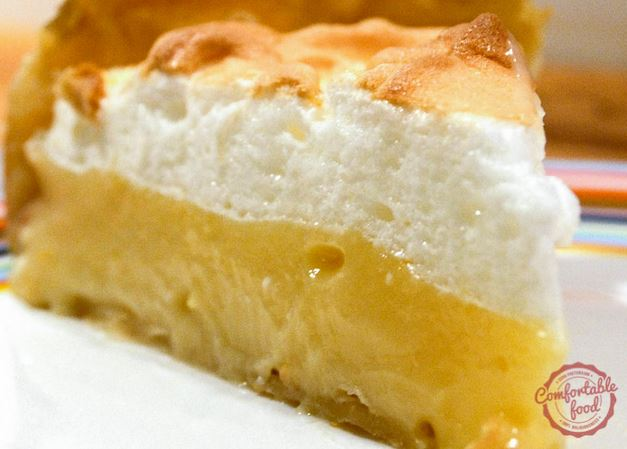 Super Tart Lemon Meringue Pie - comfortable food