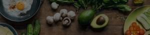 Ingredientes frescos sanos saludables healthy