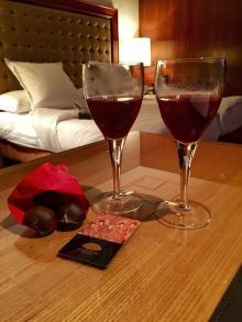 Mandarin Oriental Hong Kong Chestnuts Mulled Wine