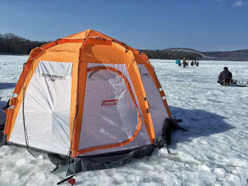 Foodicles Lake Abashiri Ice Fishing 2