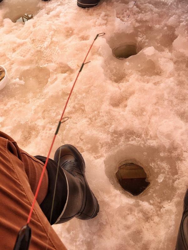 Foodicles Lake Abashiri Ice Fishing 3