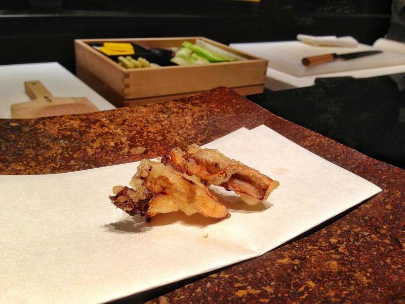 Foodicles Ritz Carlton Kyoto Tempura 10