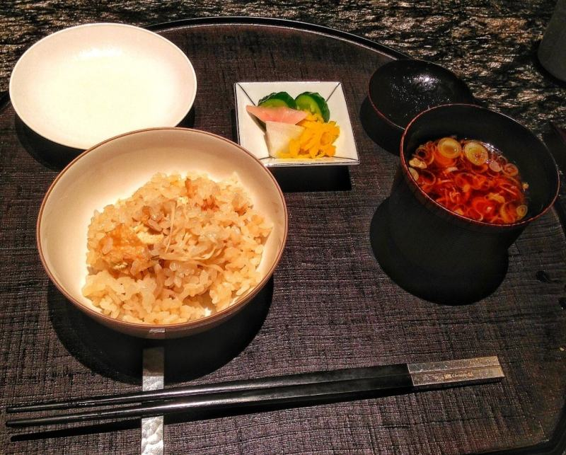 Foodicles Ritz Carlton Kyoto Tempura 12