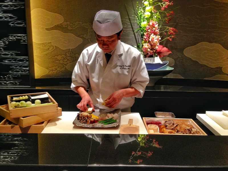Foodicles Ritz Carlton Kyoto Tempura 2