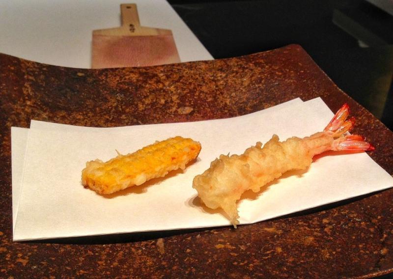 Foodicles Ritz Carlton Kyoto Tempura 7