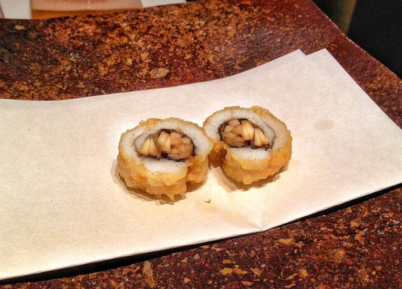 Foodicles Ritz Carlton Kyoto Tempura 9
